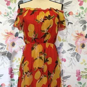 Zeagoo Womens Off-Shoulder Dress
